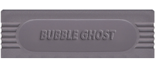 Bubble Ghost logo