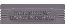 Flintstones, The - King Rock Treasure Island logo
