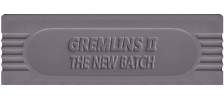 Gremlins 2 - The New Batch logo
