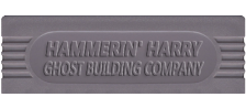 Hammerin' Harry - Ghost Building Company logo