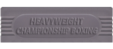 Heavyweight Championship Boxing logo