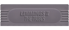 Lemmings 2 - The Tribes logo