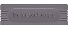 Mercenary Force logo