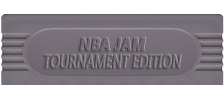 NBA Jam - Tournament Edition logo