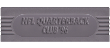 NFL Quarterback Club '96 logo