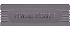 Pinball Dreams logo