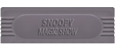 Snoopy - Magic Show logo