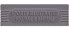 Sports Illustrated - Football & Baseball logo