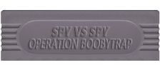 Spy vs Spy - Operation Boobytrap logo