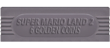 Super Mario Land 2 - 6 Golden Coins logo
