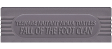 Teenage Mutant Ninja Turtles - Fall of the Foot Clan logo
