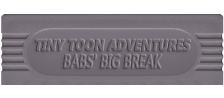 Tiny Toon Adventures - Babs' Big Break logo