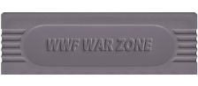 WWF War Zone logo