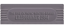 XVII Olympic Winter Games, The - Lillehammer 1994 logo