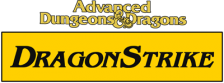 Advanced Dungeons & Dragons - DragonStrike logo