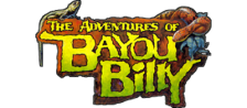 Adventures of Bayou Billy, The logo