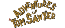Adventures of Tom Sawyer logo