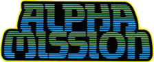 Alpha Mission logo