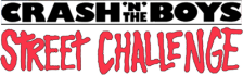 Crash 'n' the Boys - Street Challenge logo