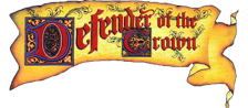 Defender of the Crown logo