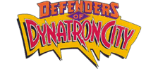 Defenders of Dynatron City logo