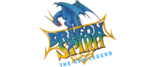 Dragon Spirit - The New Legend logo