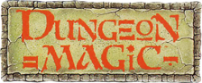 Dungeon Magic - Sword of the Elements logo