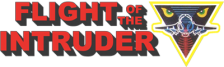 Flight of the Intruder logo