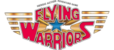Flying Warriors logo
