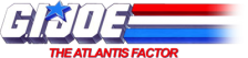 G.I. Joe - The Atlantis Factor logo