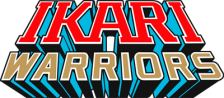 Ikari Warriors logo