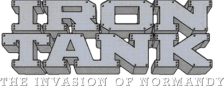 Iron Tank - The Invasion of Normandy logo