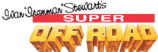 Ivan 'Ironman' Stewart's Super Off Road logo