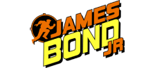 James Bond Jr logo