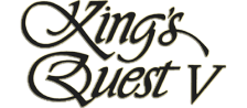 King's Quest V logo