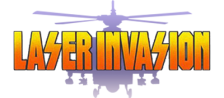 Laser Invasion logo