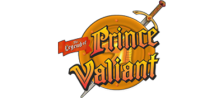Legend of Prince Valiant, The logo