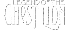 Legend of the Ghost Lion logo