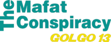 Mafat Conspiracy, The logo