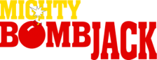 Mighty Bomb Jack logo