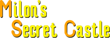 Milon's Secret Castle logo