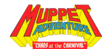 Muppet Adventure - Chaos at the Carnival logo