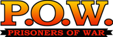 P.O.W. - Prisoners of War logo