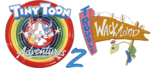 Tiny Toon Adventures 2 - Trouble in Wackyland logo