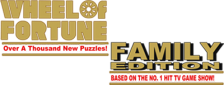 Wheel of Fortune - Family Edition logo