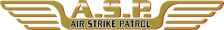 A.S.P. - Air Strike Patrol logo