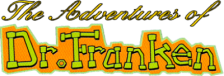 Adventures of Dr. Franken, The logo