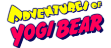 Adventures of Yogi Bear logo