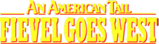 American Tail, An - Fievel Goes West logo