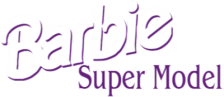Barbie Super Model logo